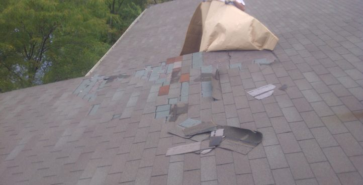 Residential Roof Repairs