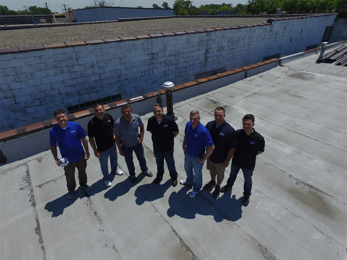 High Quality Bruttell Roofing Has Been Servicing Metro Detroit For Over 40 Years. We Are  Proud To Be The Preferred Roofer Of Property Managers, Facility Managers,  ...